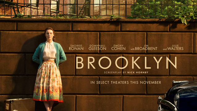 Big Film Fest – March 2016: Brooklyn