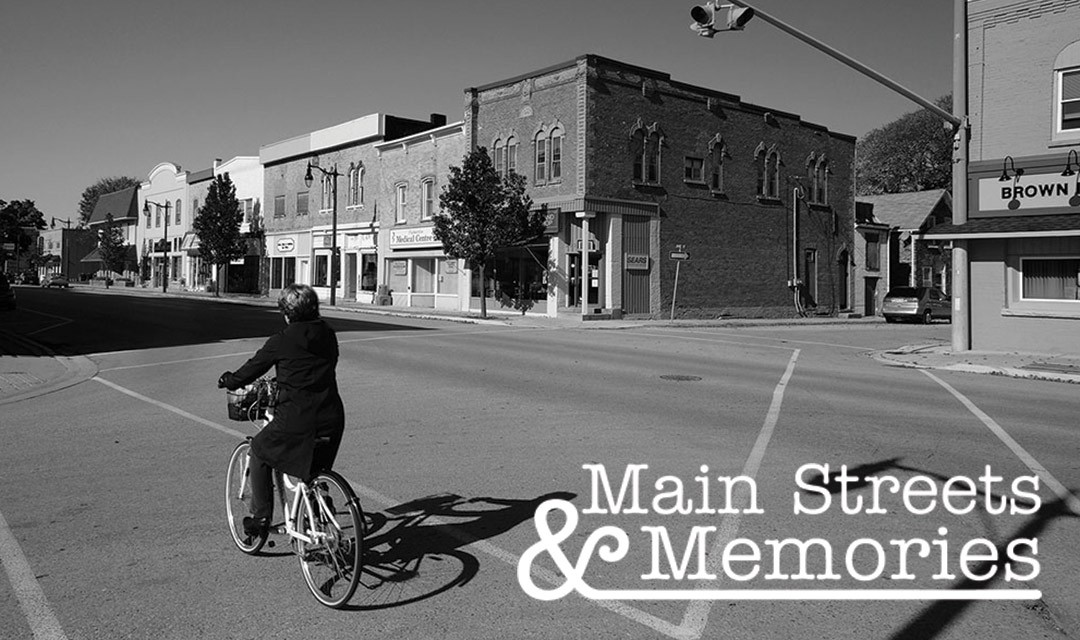Main Streets & Memories: A Photography Exhibit by Sylvia Galbraith