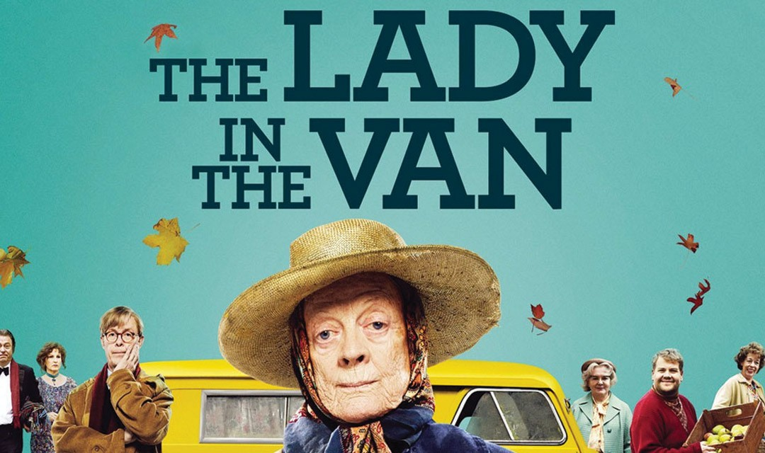 Big Film Fest – April 2016: The Lady in the Van