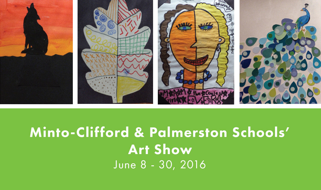 Minto-Clifford & Palmerston Schools' Art Show