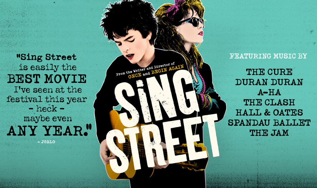 Big Film Fest – October 2016: Sing Street