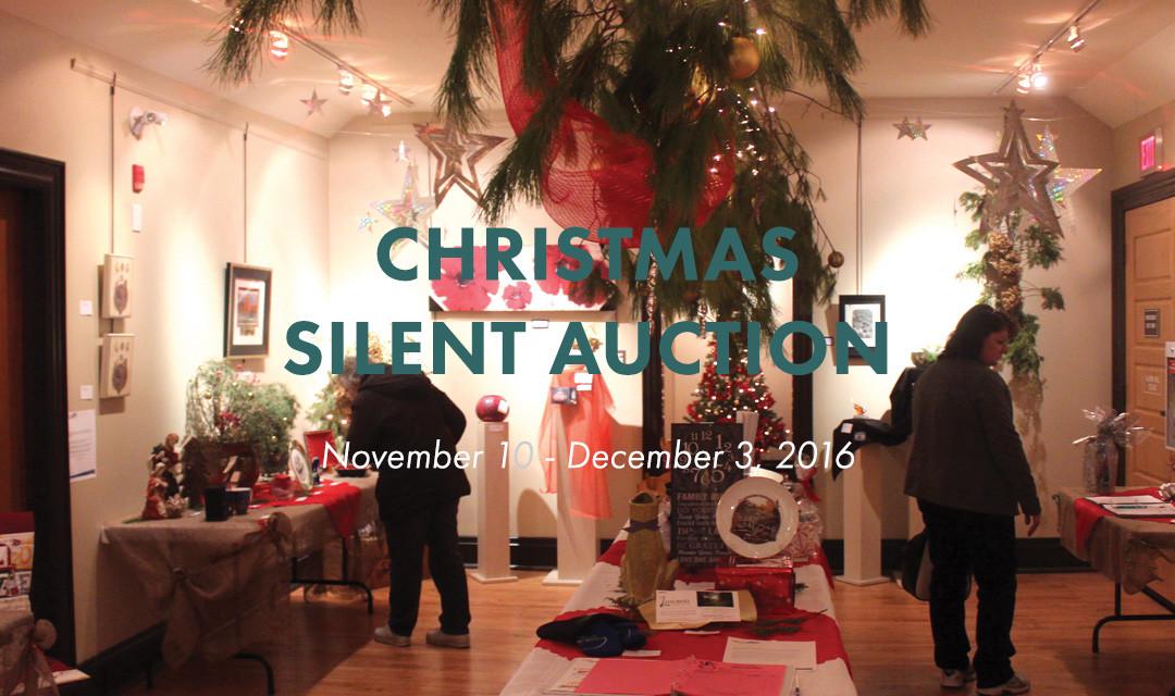Minto Arts Council 2016 Christmas Silent Auction