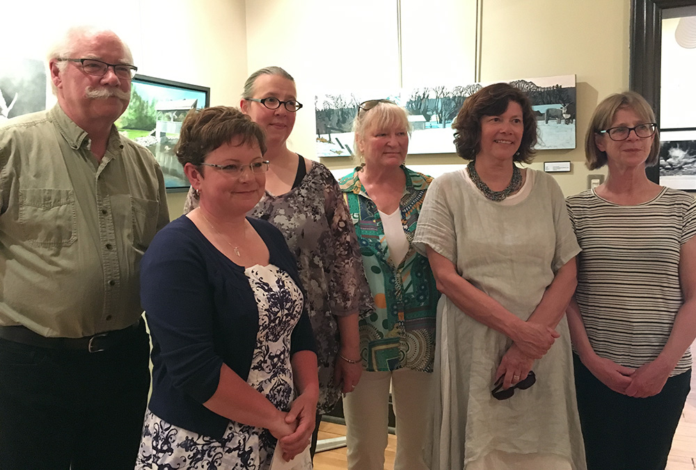 minto arts council juried art show jurors winners