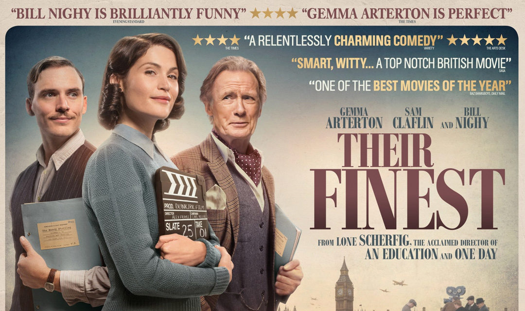 Big Film Fest – October 2017: Their Finest