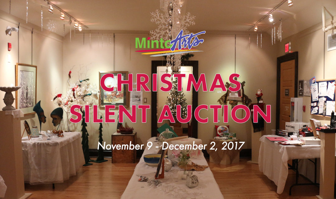 Minto Arts Council 2017 Silent Auction