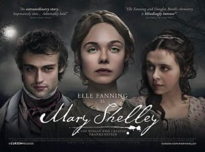Film Circuit, Sept 17/18 – Mary Shelley