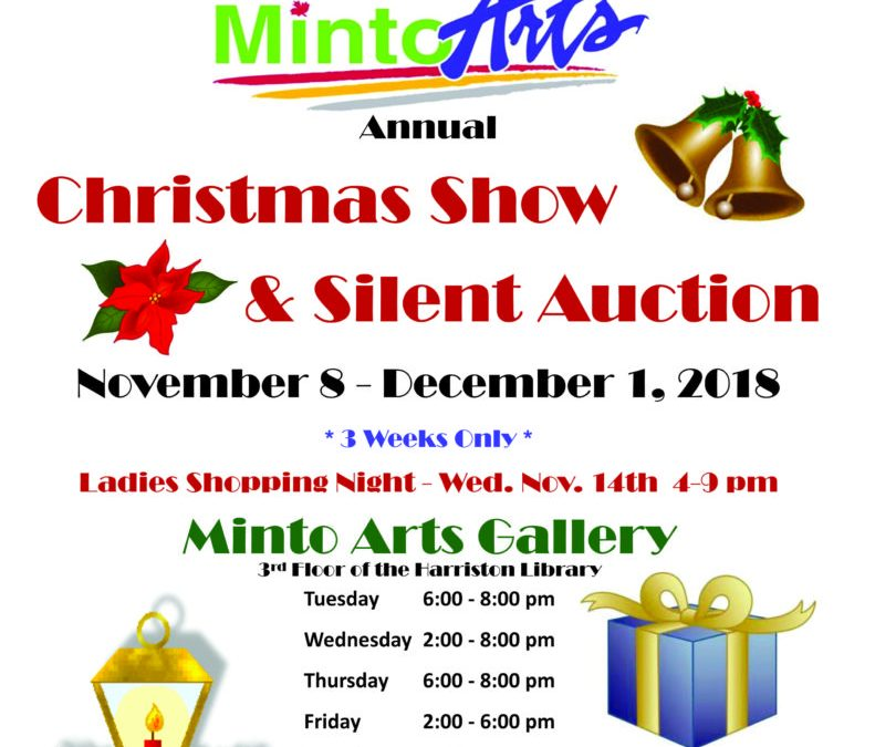 Christmas Show and Silent Auction