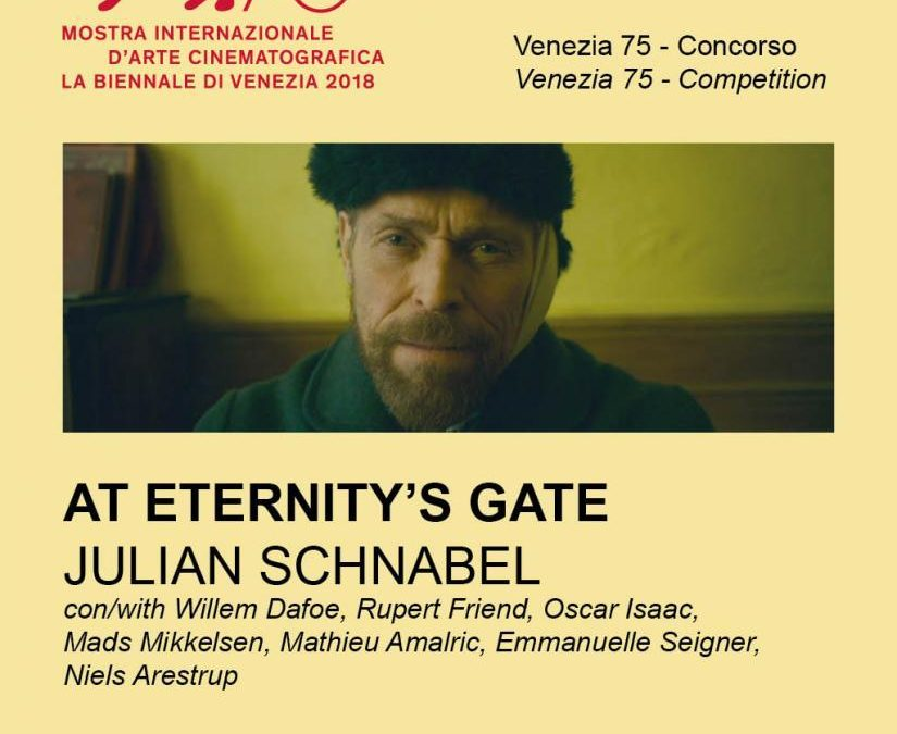 Big Film Fest: At Eternity's Gate