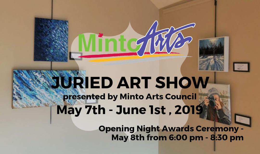 Juried art show 2019 info