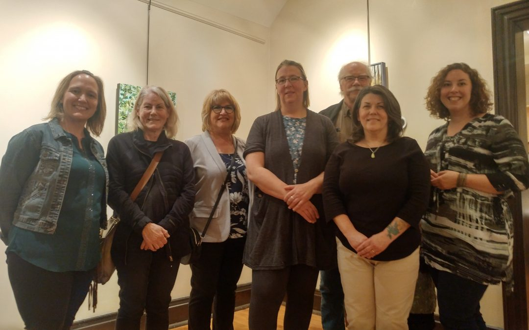 Juried Art Show Winners 2019