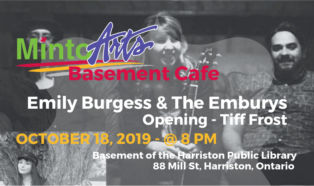 Basement Cafe Oct 2019