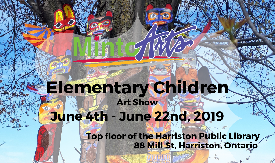 Elementary Children Art Show