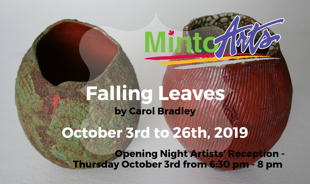 Falling Leaves by Carol Bradley