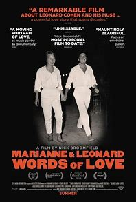 Big Film Fest presents Marianne & Leonard: Words of Love