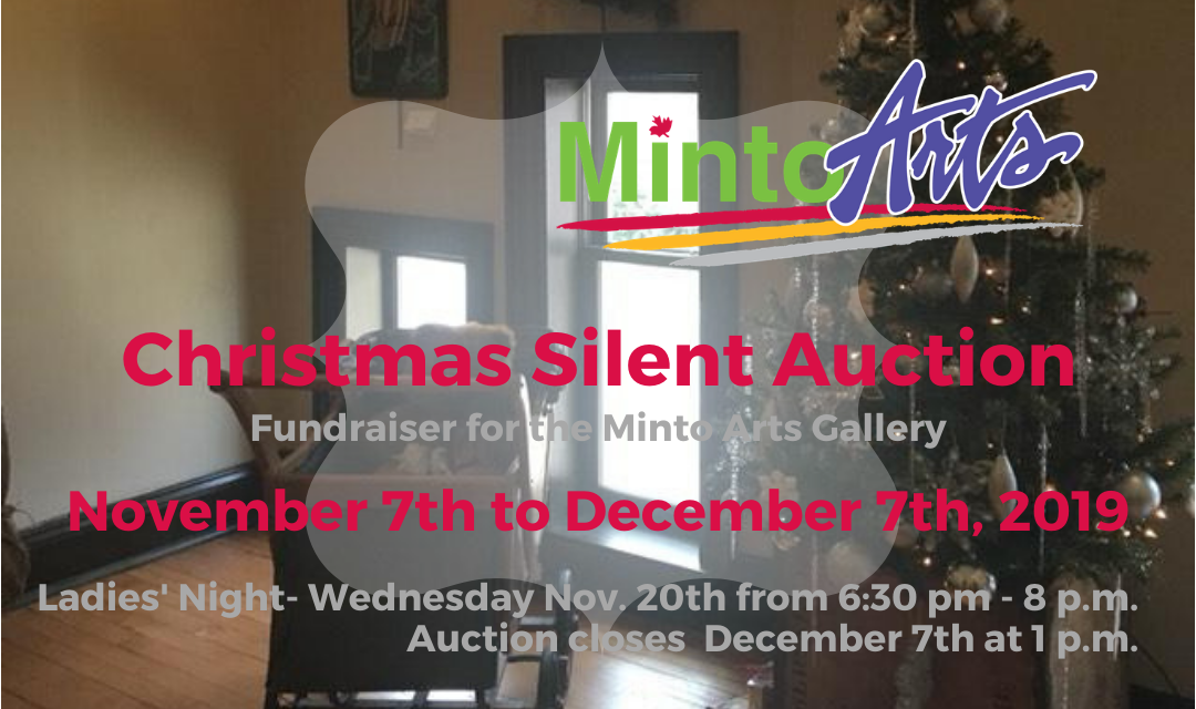 Christmas Silent Auction 2019