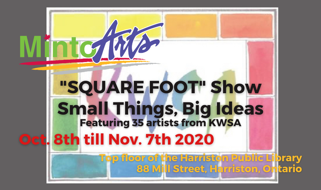 """SQUARE FOOT"" Show by KWSA"