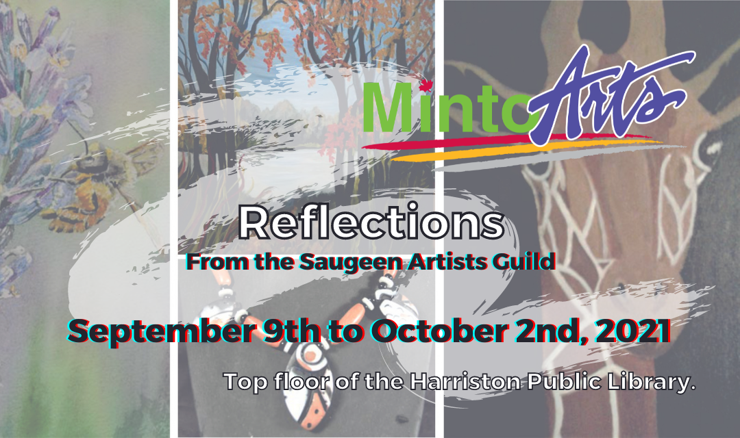 Minto Arts Gallery presents: Reflections